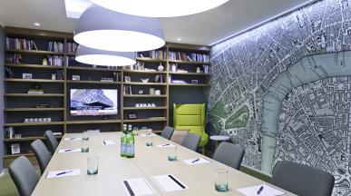 Regus LGW - Meeting Space