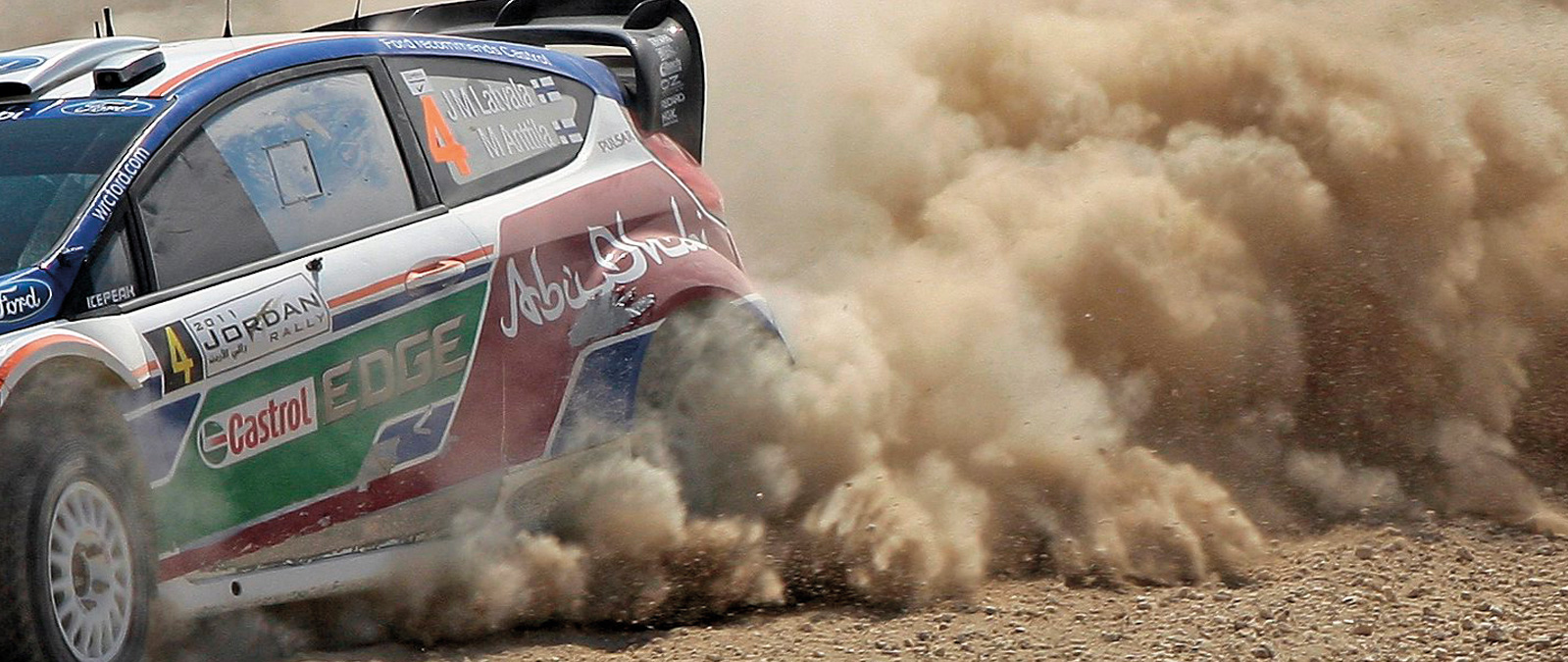 Jordan Rally - A brand driven experience